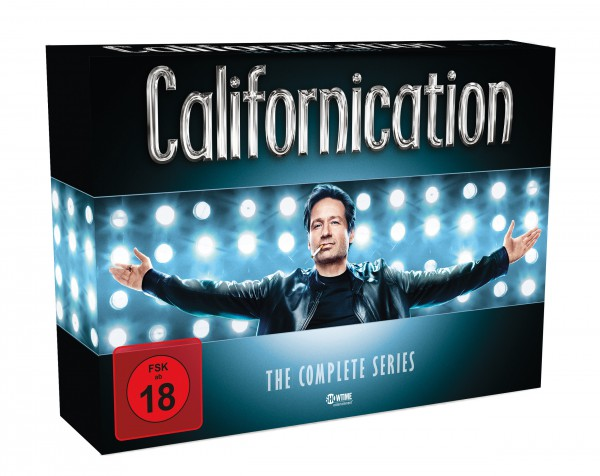 Californication - Complete Box (16 DVD)
