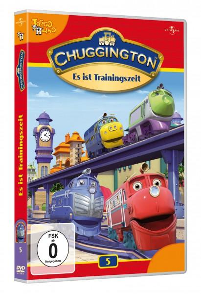 Chuggington - Es ist Trainingszeit (Vol. 5)