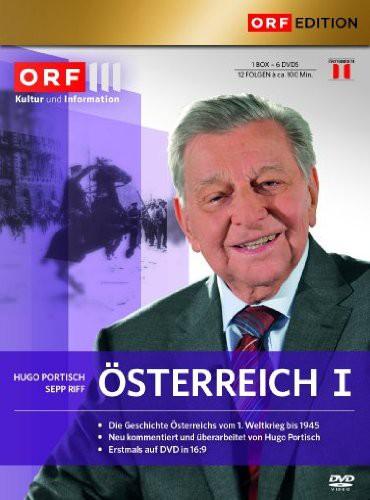 Österreich 1 - ORF3 Edition [6 DVDs] Hugo Portisch