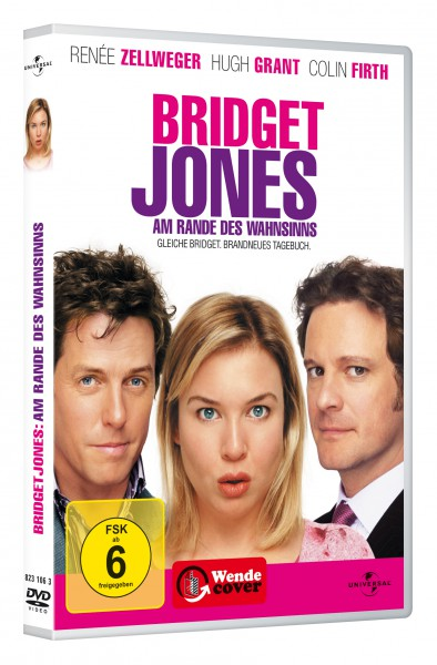 Bridget Jones - Am Rande des Wahnsinns (DVD)