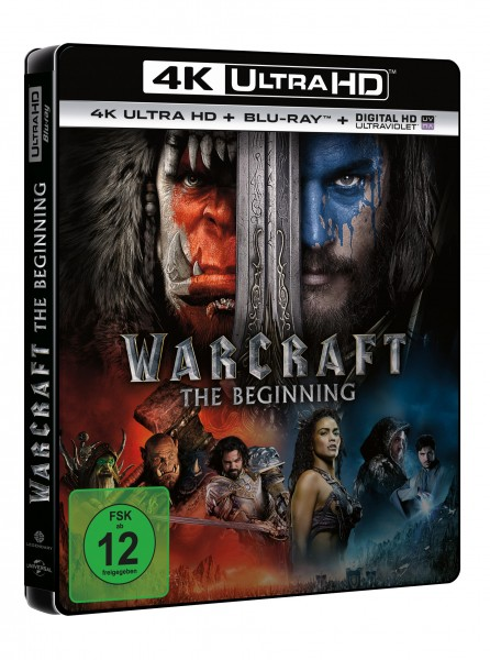 Warcraft: The Beginning (UHD)