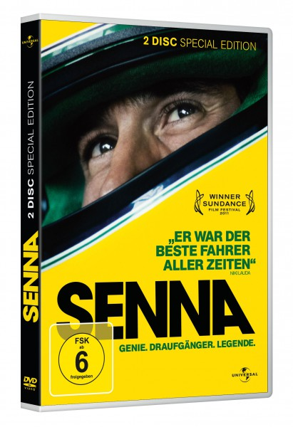 Senna - 2 Disc Special Edition (DVD)