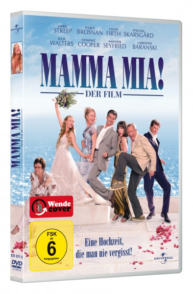 Mamma Mia! - Der Film (DVD)