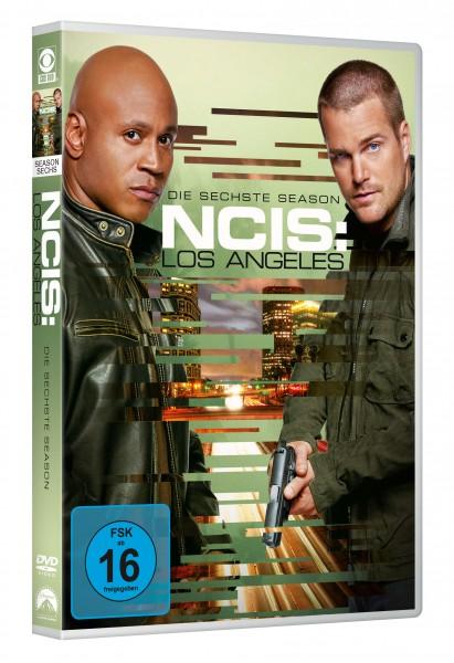 Navy CIS Los Angeles - Season 6 (DVD)