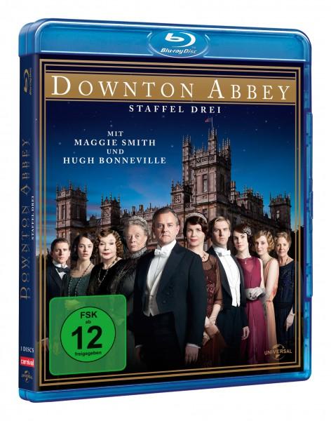 Downton Abbey - Staffel 3 (Blu-ray)