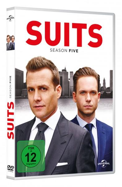 Suits - Season 5 (DVD)