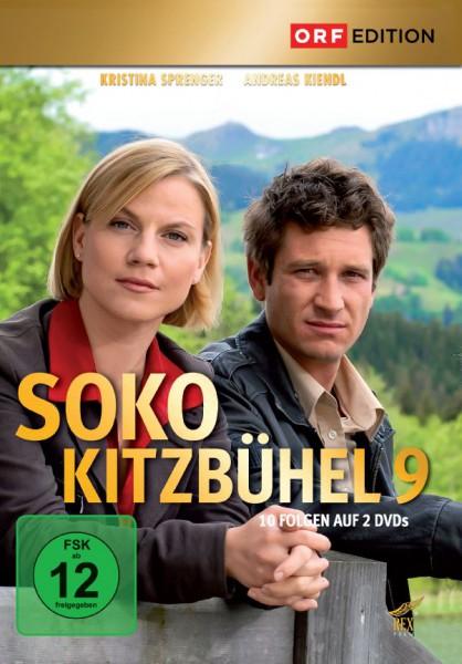 SOKO Kitzbühel - Staffel 9 (2 DVDs)