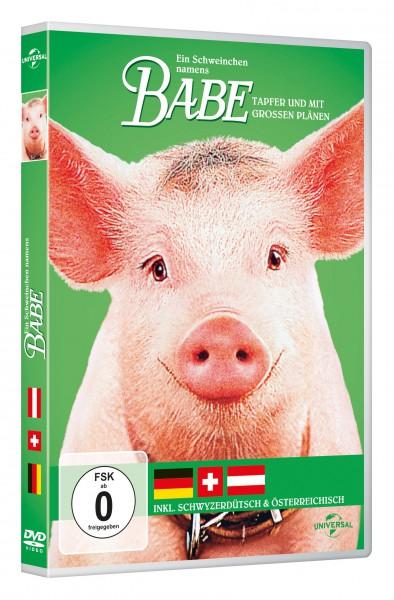 Ein Schweinchen namens Babe - Deutsche, Schweizer und Österreichische Fassung! (DVD)