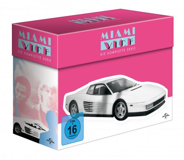 Miami Vice - Die komplette Serie (Season 1-5)