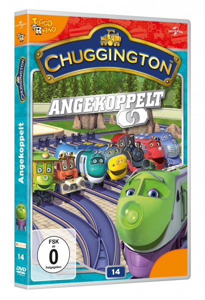Chuggington - Angekoppelt (Vol. 14)