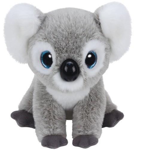Beanie Boos Glubschi - Kookoo, Koala grau (ca.15cm)