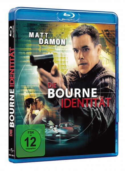 Die Bourne Identität (Blu-ray)