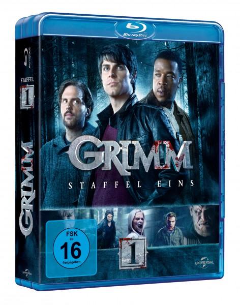 Grimm - Staffel 1 (Blu-ray)