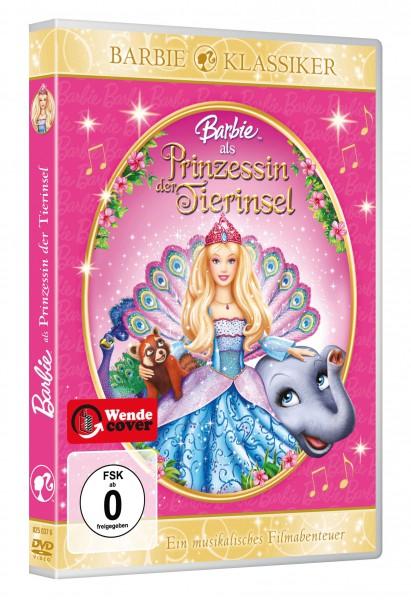 Barbie - als Prinzessin der Tierinsel (DVD)