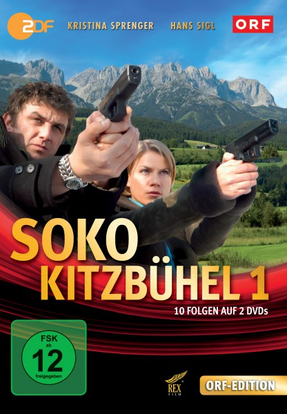 SOKO Kitzbühel - Staffel 1 (2 DVDs)