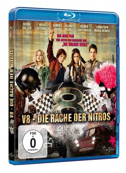 V8 - Die Rache der Nitros (Blu-ray)