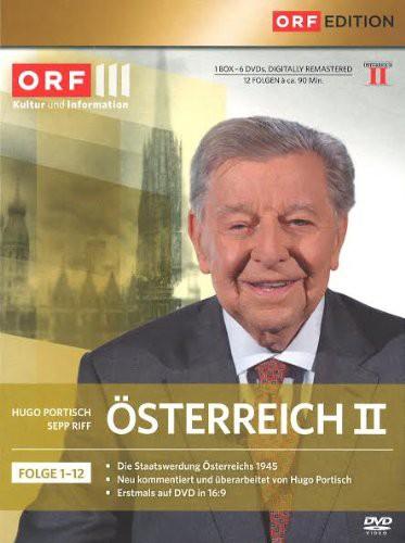 Österreich 2 - ORF3 Edition [6 DVDs] Hugo Portisch