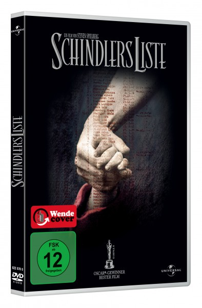 Schindlers Liste - 2 Disc Edition (DVD)