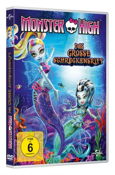 Monster High - Das Große Schreckensriff (DVD)