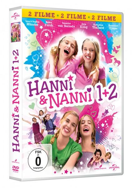 Hanni & Nanni 1+2 (DVD)