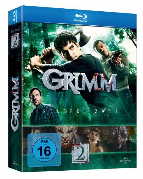 Grimm - Staffel 2 (Blu-ray)