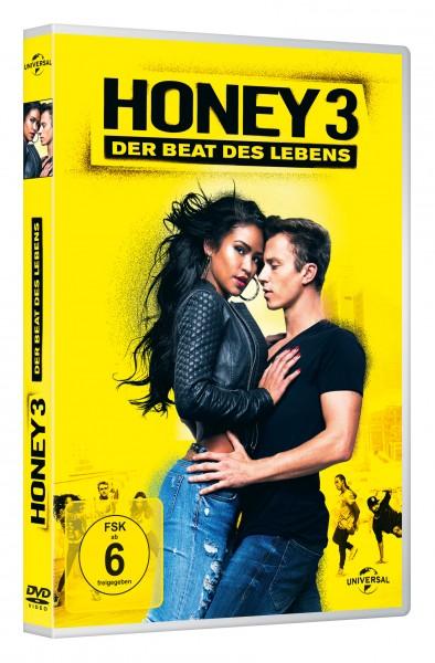 Honey 3 - Der Beat des Lebens (DVD)