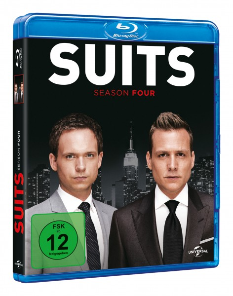 Suits - Season 4 (Blu-ray)