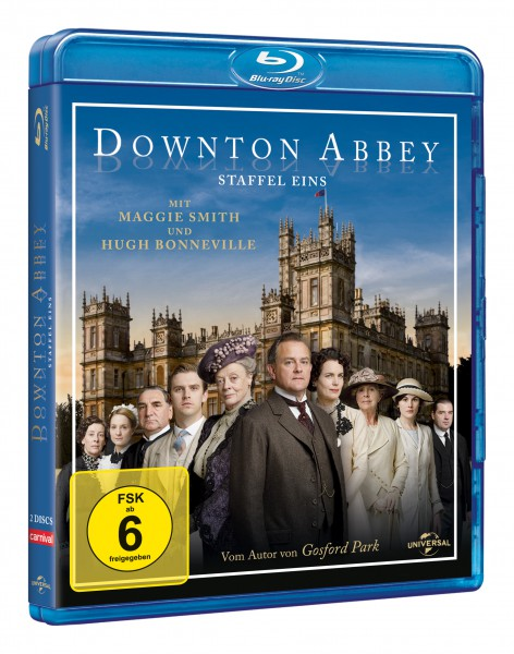 Downton Abbey - Staffel 1 (Blu-ray)