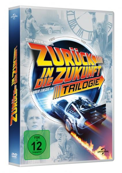 Zurück in die Zukunft - Trilogie (30th Anniversary Edition