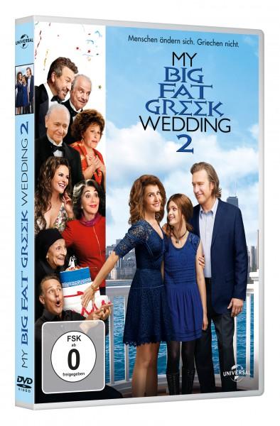 My big fat Greek Wedding 2 (DVD)