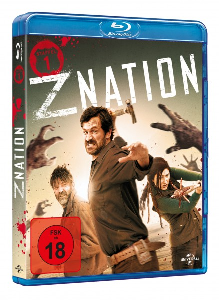 Z Nation - Staffel 1 (Blu-ray)
