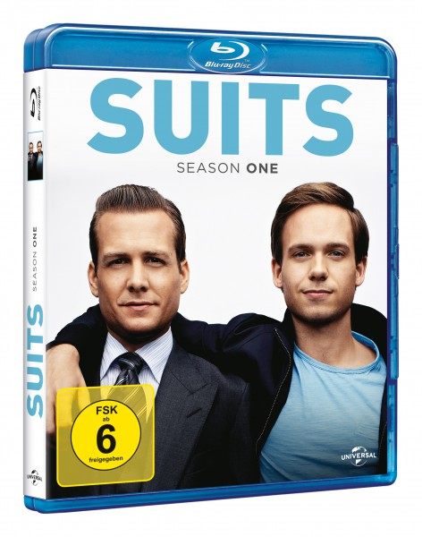 Suits - Season 1 (Blu-ray)