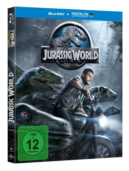 Jurassic World (inkl. Digital Ultraviolet) [Blu-ray]