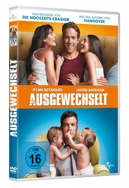 Wie ausgewechselt (DVD)