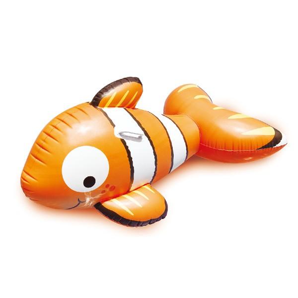 """Schwimmtier """"Clownfisch"""" mit 2 Haltegriffen"""