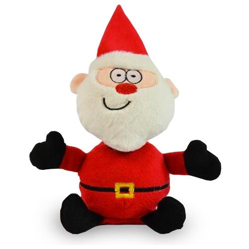 Laber-Plüschtier / Weihnachtsmann