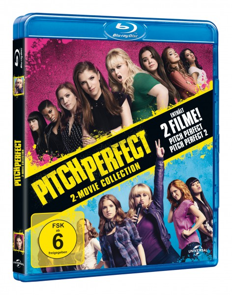 Pitch Perfect - 2-Movie Collection (Blu-ray)