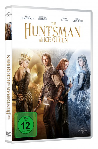 The Huntsman & the Ice Queen (DVD)