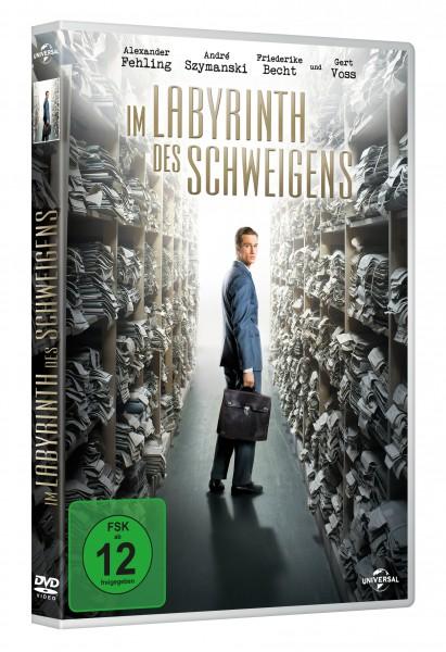 Im Labyrinth des Schweigens (DVD)