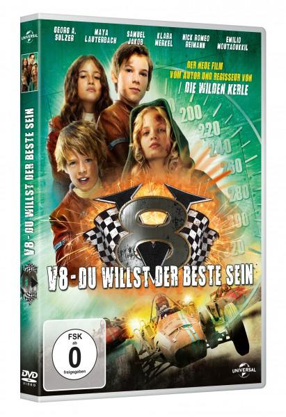V8 - Du willst der Beste sein! (DVD)