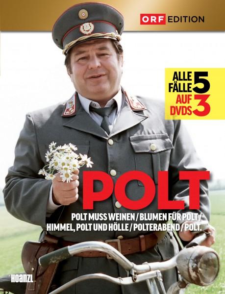 Polt - Folge 1-6 (3 DVDs)