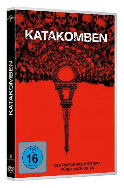 Katakomben (DVD)