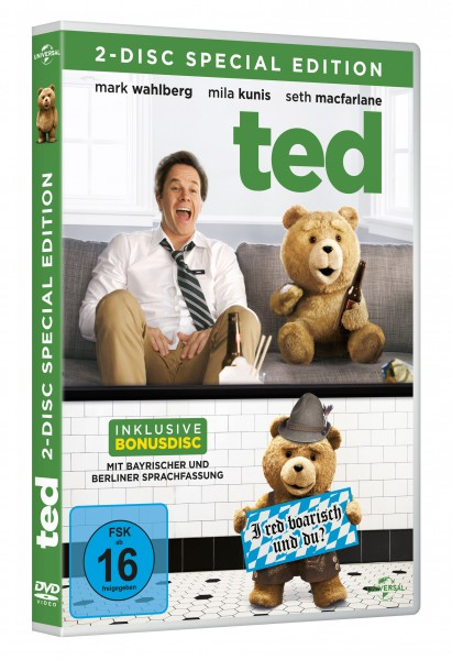 Ted - 2-Disc Special Edition (DVD)
