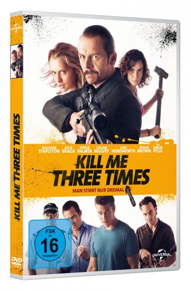 Kill Me Three Times - Man stirbt nur dreimal (DVD)