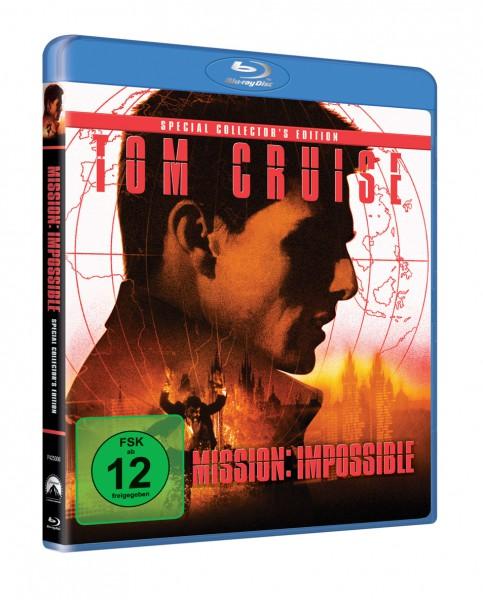 Mission: Impossible S.C.E. (Blu-ray)
