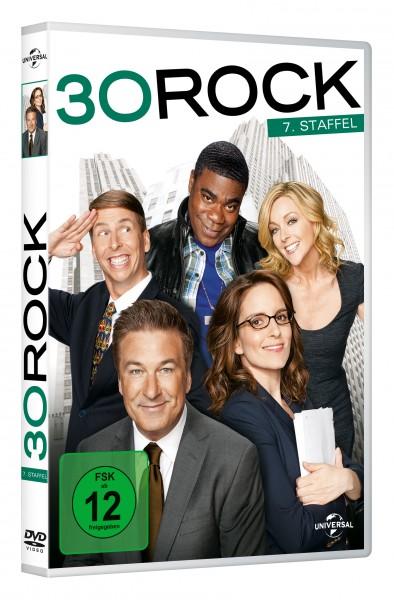30 Rock - 7. Staffel
