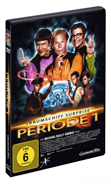 (T)Raumschiff Surprise - Periode 1 (DVD)