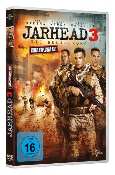 Jarhead 3 - Die Belagerung (DVD)