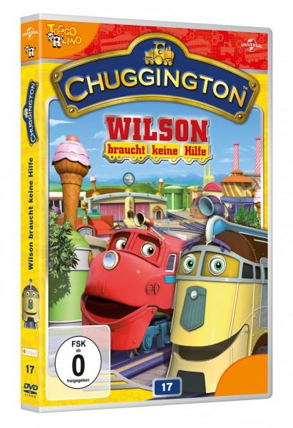 Chuggington - Wilson braucht keine Hilfe (Vol. 17)