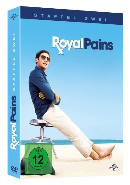 Royal Pains - Staffel 2